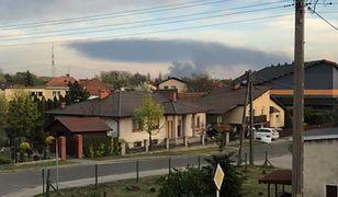 Kędzierzyn Koźle: pożar w zakładach chemicznych