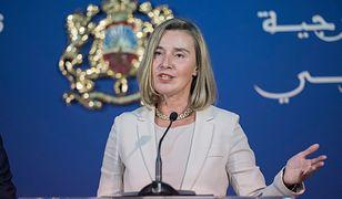 Mogherini nie przyleci na szczyt do Warszawy. Polska realizuje politykę USA kosztem UE