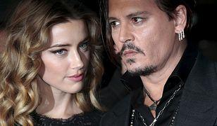Johnny Depp kontra Amber Heard. Chciał, by zwolniono ją z