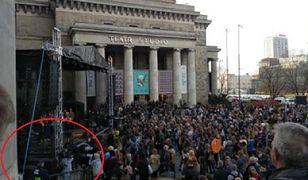 Kontrowersje wokół koncertu w Warszawie.