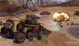 Crossout: aktualizacja Jeźdźcy Apokalipsy wprowadza niestandardowe bitwy