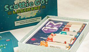 Nauka programowania dla najmłodszych - oto Scottie Go!