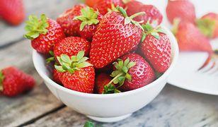 Truskawki - kalorie i wartości odżywcze. Przepisy z truskawkami
