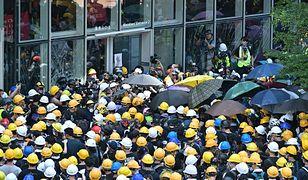 Szef linii lotniczych w Hongkongu odchodzi. PAP: to wynik presji Pekinu