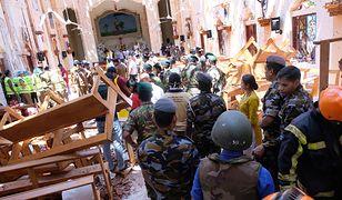 Sri Lanka. Zamachy w kościołach i hotelach. Premier i prezydent zabrali głos