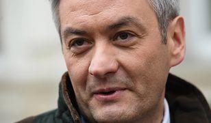 Robert Biedroń chce zostać twarzą wyborów do PE. Potem chce kandydować do Sejmu