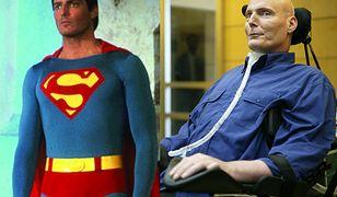 Sparaliżowany Superman pomaga zza grobu.