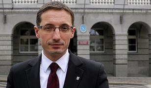 Prezydent Rybnika Piotr Kuczera odmówił badania alkomatem.