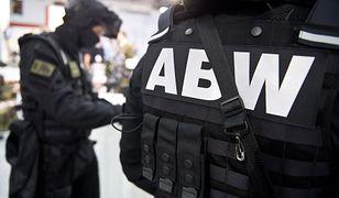 Akcja ABW. Zatrzymali dwie osoby ws. korupcji urzędnika skarbowego