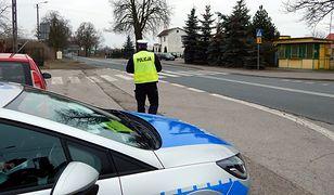 Policja prowadzi akcję