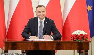 CBOS: Prezydent Andrzej Duda liderem w rankingu zaufania Polaków