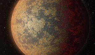 NASA świętuje. Duże odkrycie TESS: egzoplaneta wielkości Ziemi