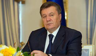 Wiktor Janukowycz w szpitalu.