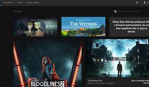 Google pokazuje przyszłość. Epic Games Store ma pomysł na teraźniejszość