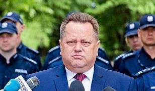 Jarosław Zieliński dostaje kolejne ciosy. Nowe listy od mundurowych