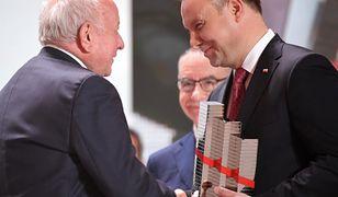Zbigniew Grycan z nagrodą prezydenta. Cenckiewicz wypomina współpracę z SB