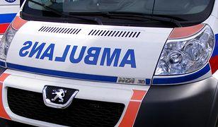 Szczecin. Zderzenie autobusu z osobówką. Nie żyje jedna osoba, a 15 jest rannych
