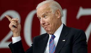 USA. Były wiceprezydent Joe Biden wkracza do wyścigu o prezydenturę