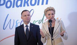 Strajk nauczycieli 2019. Agata Duda rozmawiała z Jarosławem Kaczyńskim.