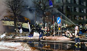 Japonia: potężny wybuch w Sapporo. Ponad 40 osób rannych