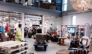 Tylko rzeczy używane i naprawiane. Czy taki koncept na sklep mógłby sprawdzić się w Polsce?
