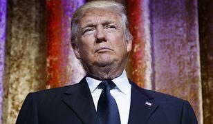 Finlandia grabi liście i unika pożarów - Donald Trump o pożarach w Kalifornii