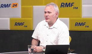 Robert Mazurek opowiedział na antenie o chorobie córki.