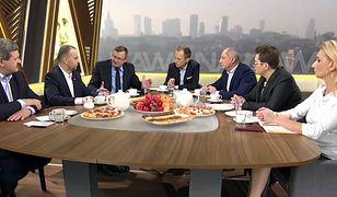 Ostra dyskusja w studiu TVN. Słowa o hejcie