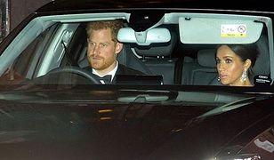 Wiemy, dlaczego książę Harry prowadził auto. Myśleli, że złamał protokół