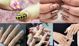2720cca1c3 Kropki mogą tworzyć na paznokciach wiele niepowtarzalnych kompozycji (fot.  heather vette makeup