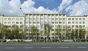 Siedziba Ministerstwa Środowiska w Warszawie