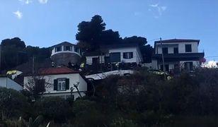 Wypadek autokaru z turystami na Maderze. Zabici i ranni