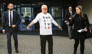 Lech Wałęsa ostro o terminie wyborów.
