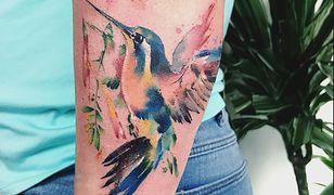 Tatuaże Intymne Pośladki Brzuch I Piersi Z Seksownymi