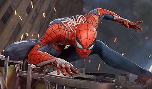 Marvel's Spider-Man na PS4