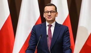 Premier Mateusz Morawiecki w Wierzchosławicach.