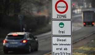 Od 1 kwietnia Stuttgart zamknięty dla diesli. Zakaz w całym mieście