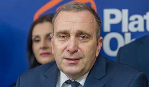 """Grzegorz Schetyna obiecuje miliardy dla nauczycieli. """"Popieramy akcję protestacyjną nauczycieli"""""""