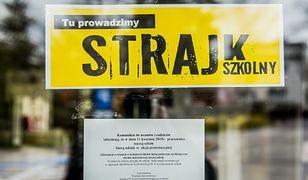 Strajk nauczycieli 2019. Matur nie będzie? Spotkanie w Warszawie