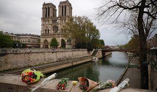 Katedra Notre Dame: Każdy może pomóc w odbudowie. Francja uruchomiła międzynarodową zbiórkę