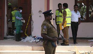 Zamachy na Sri Lance. Wzrosła liczba ofiar