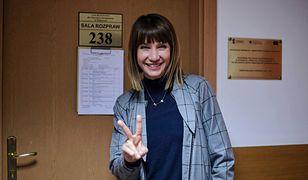 Grażyna Wolszczak wygrała proces o smog. Jest apelacja od wyroku