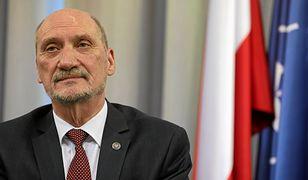 Antoni Macierewicz o śmierci prezydenta Gdańska: