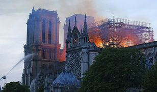 Pożar Notre Dame. Komentuje historyk sztuki: