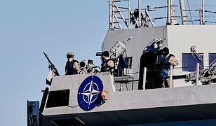 Rosja stanowczo reaguje na obecność NATO na Bałtyku. Okręty odwiedzają teraz Gdynię