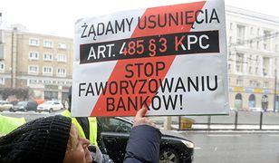 """""""Money. To się liczy"""". Co zmienia nowa ustawa frankowa"""