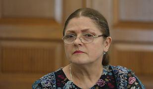 Krystyna Pawłowicz żegna się z polityką. Przyjaciel jej siostry pisze o