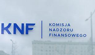 Afera w KNF.