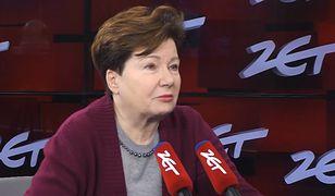Gronkiewicz-Waltz zapowiada pozew wobec TVP. Będzie walczyć z groźbami i pomówieniami