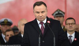Andrzej Duda traci poparcie. Prezydent ma najgorszy wynik sondażowy od półtora roku. CBOS sprawdziło również poparcie dla Sejmu i Senatu